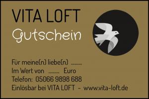 VITA LOFT Gutschein